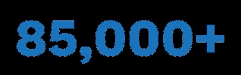 85,000 STEM graduates